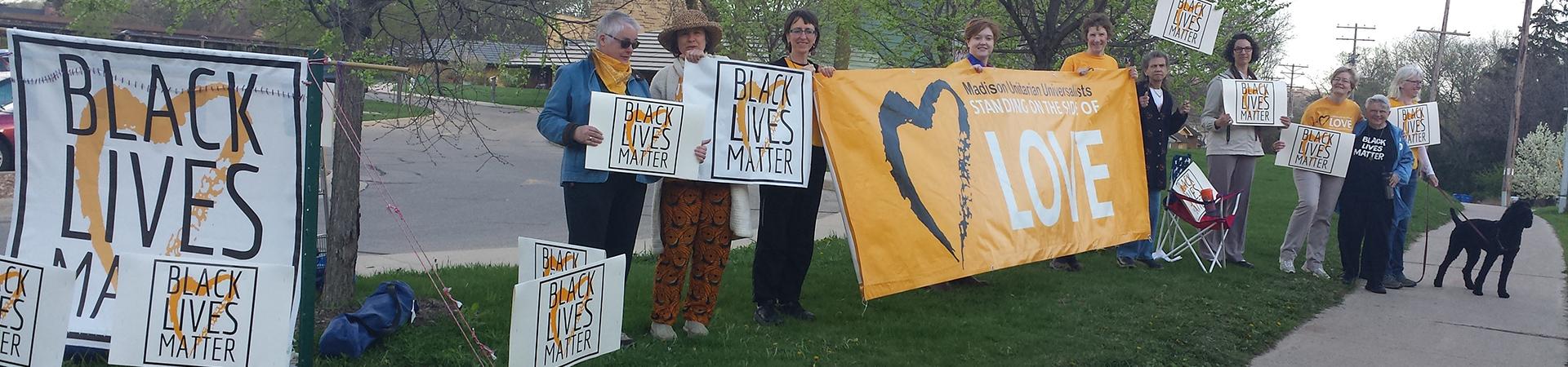 Black Lives Matter – FUS