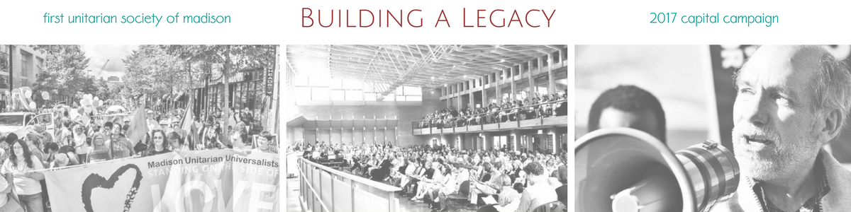 Building a Legacy Website Banner